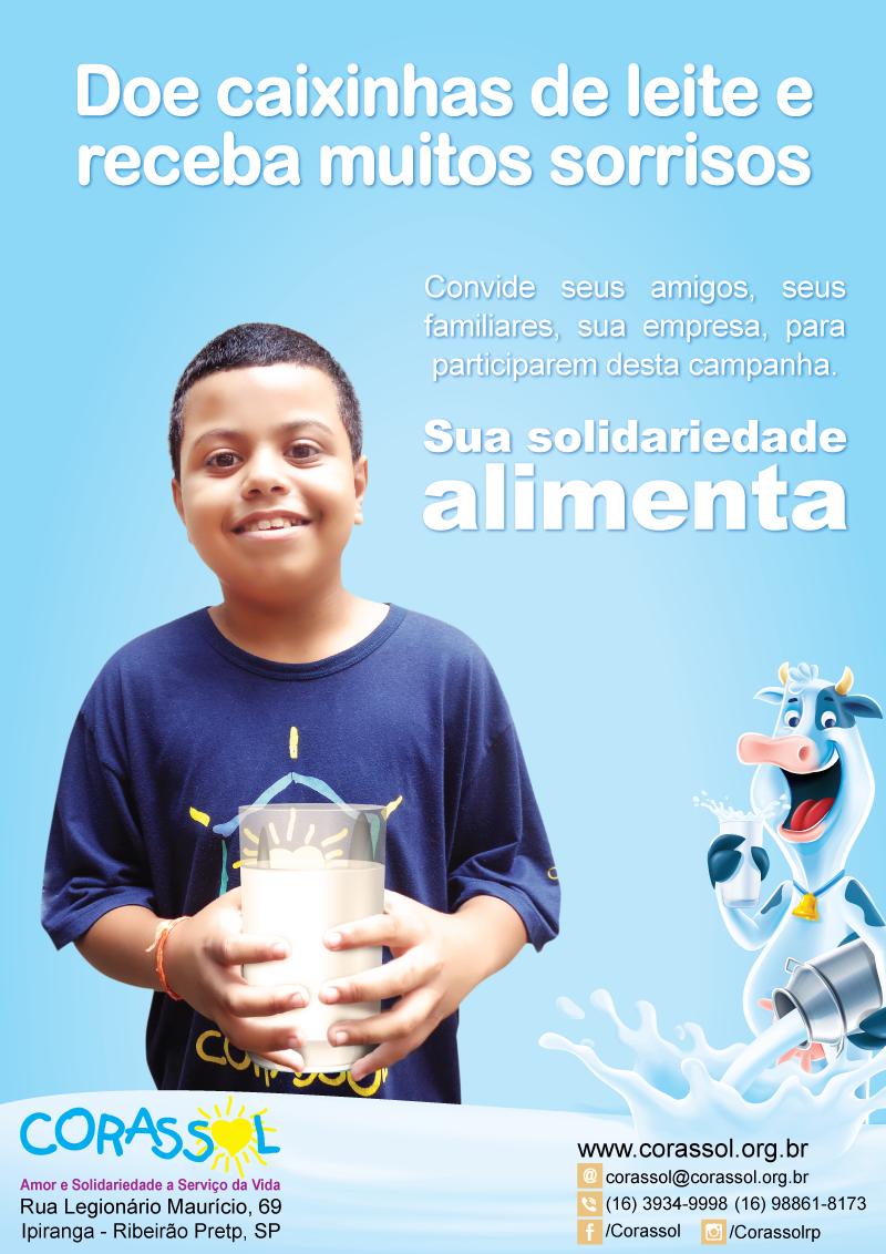 campanha leite