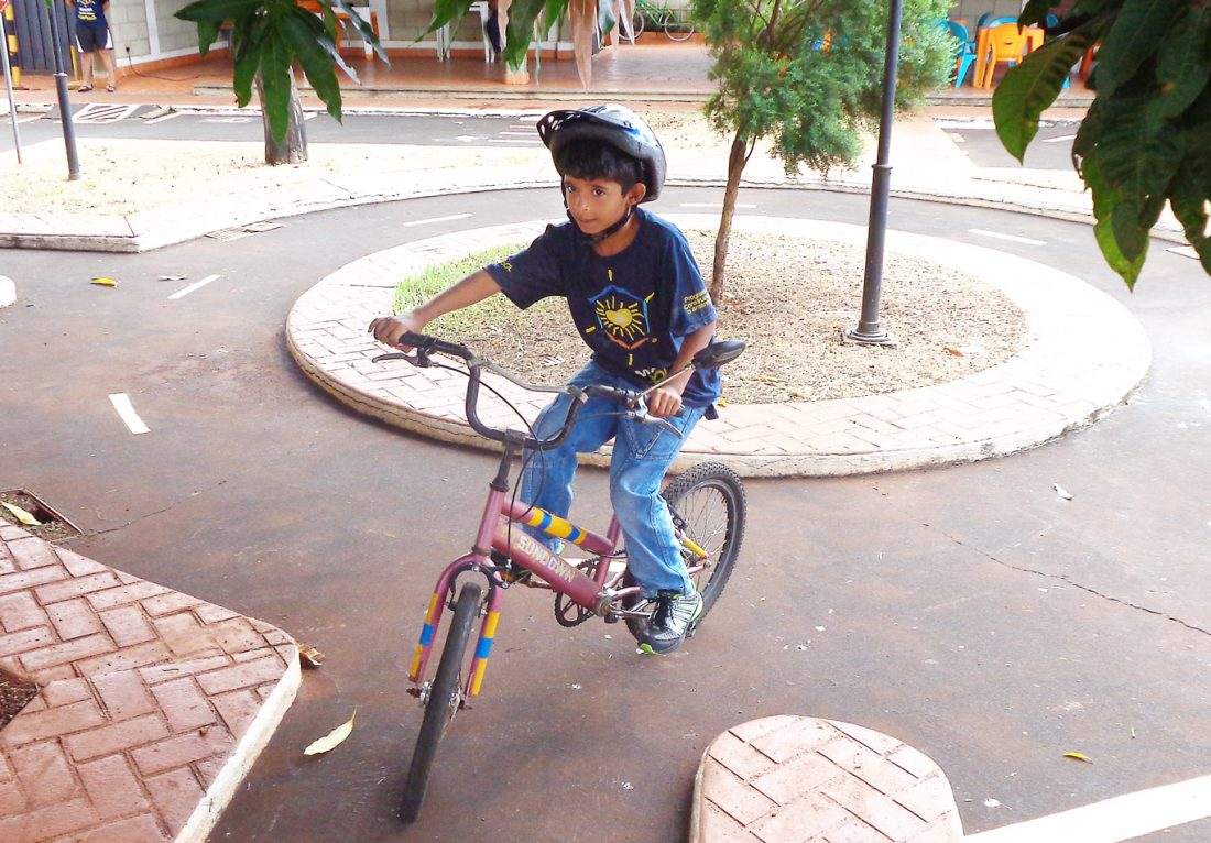 bike solidária