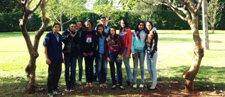 Adolescentes do Proft - Programa Profissional do Futuro