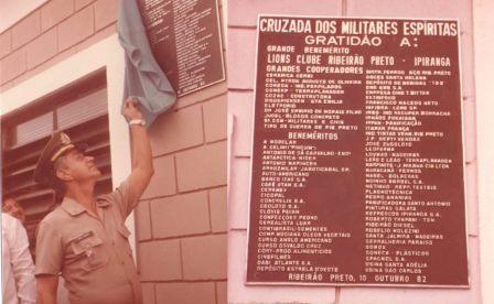 Placa Inauguração Sede Corassol