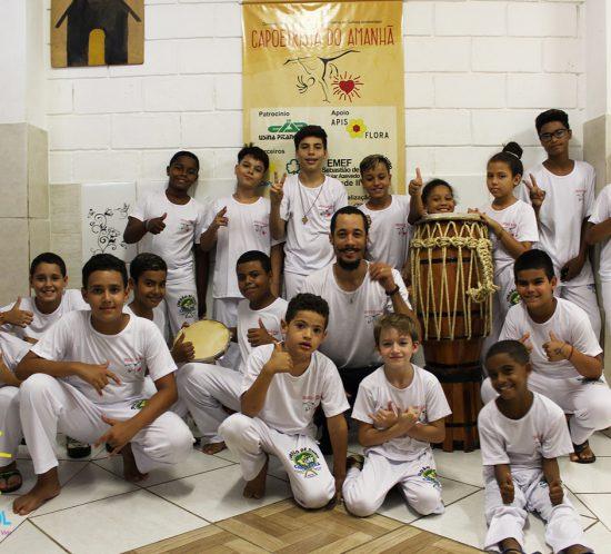 capoeirista do amanha