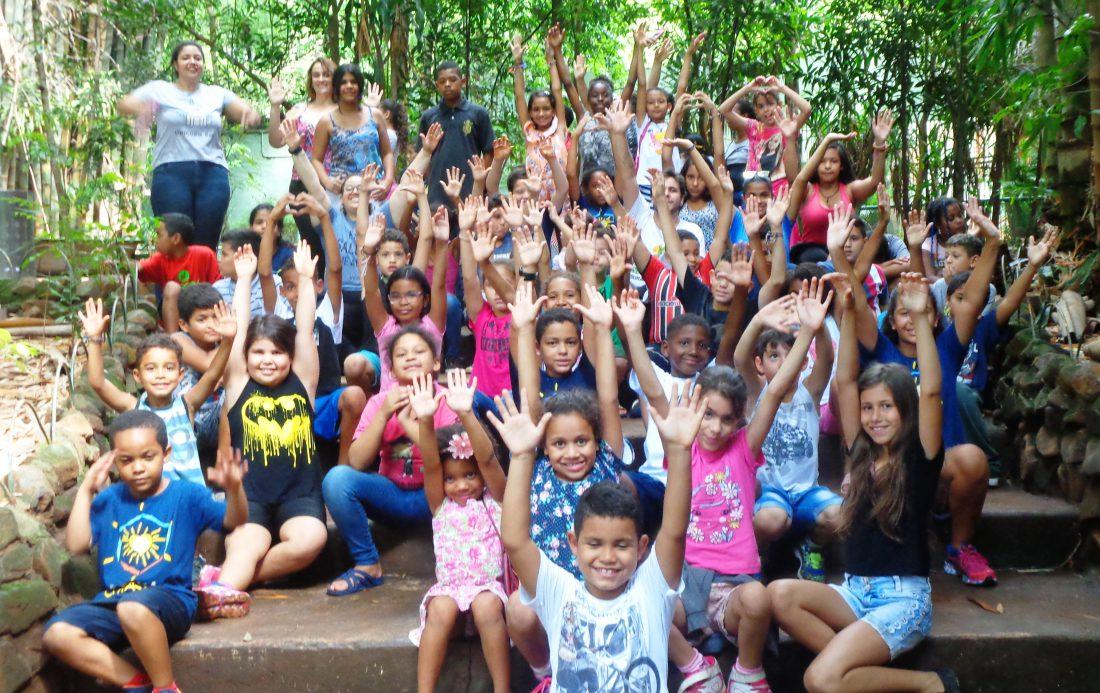 visita bosque Fábio Barreto